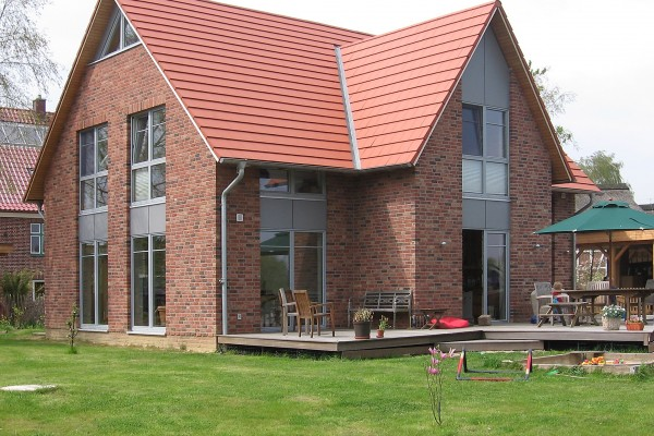 Neubau Eines Einfamilienhauses In Neuengamme Harms Und Köster Bau Gmbh